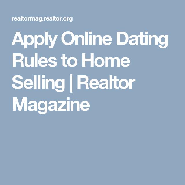 dating REALTOR