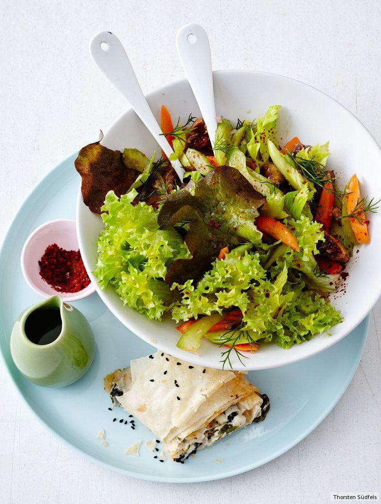Salat vorspeise schnell