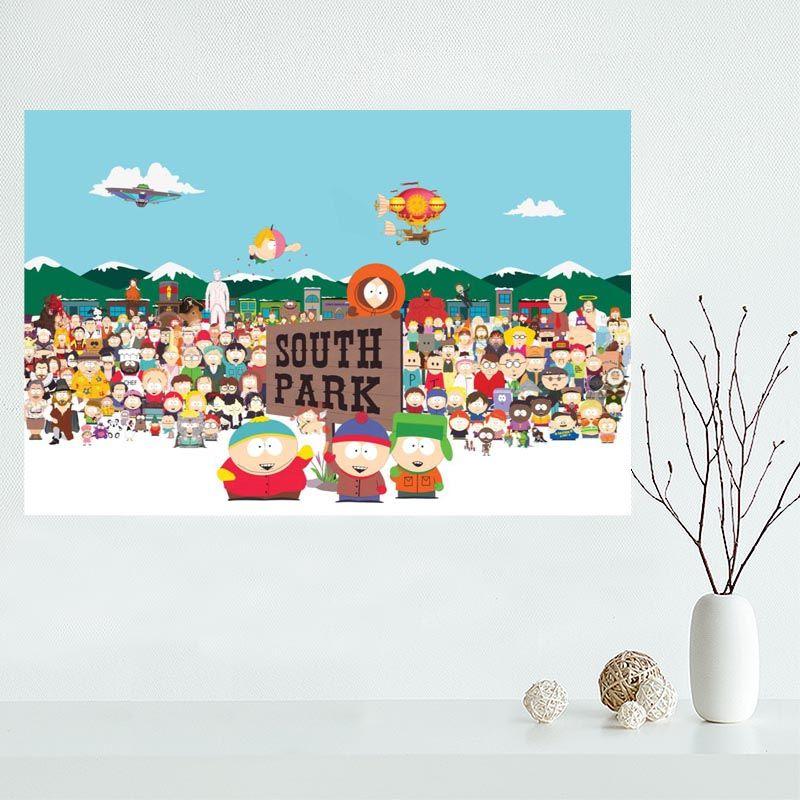 Park Art|My WordPress Blog_View South Park Wall Art  Images