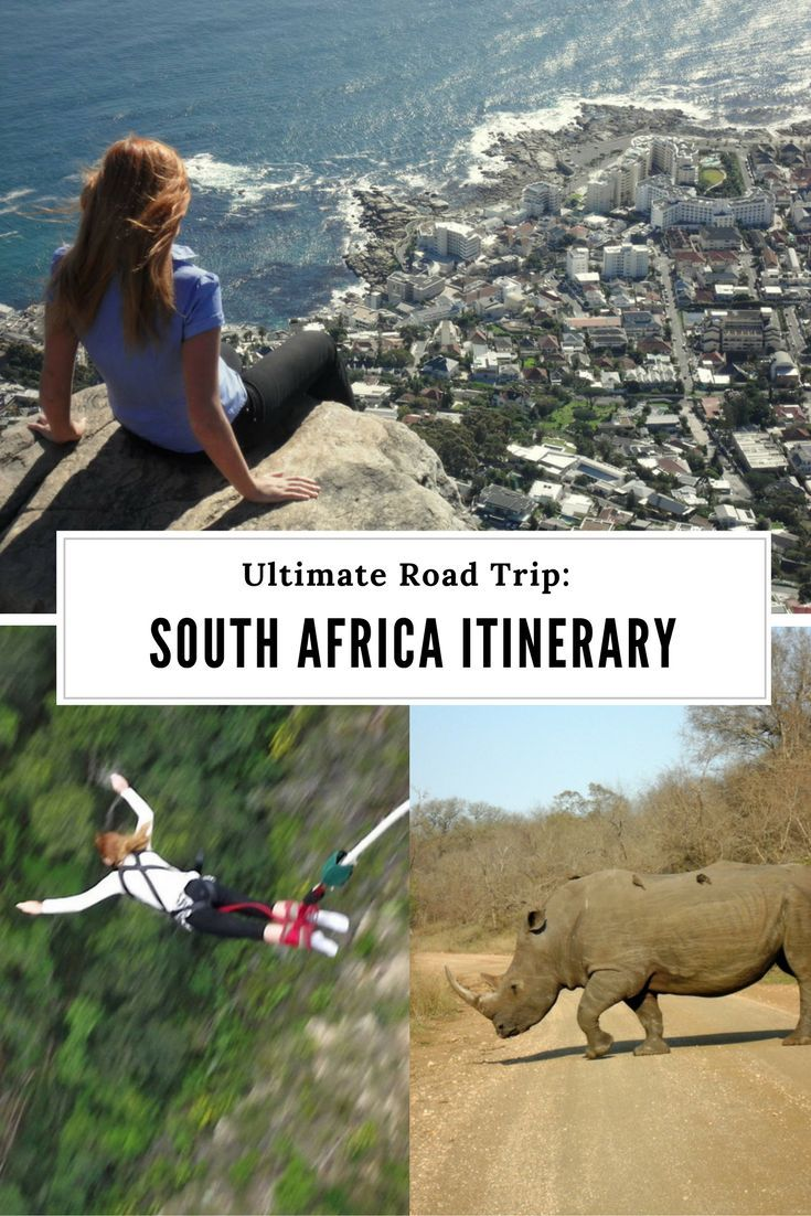 Ultimate South Africa Travel Itinerary ______ southafrica
