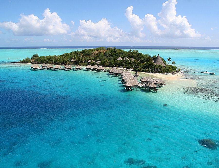 Private Island Bora Bora French Polynesia