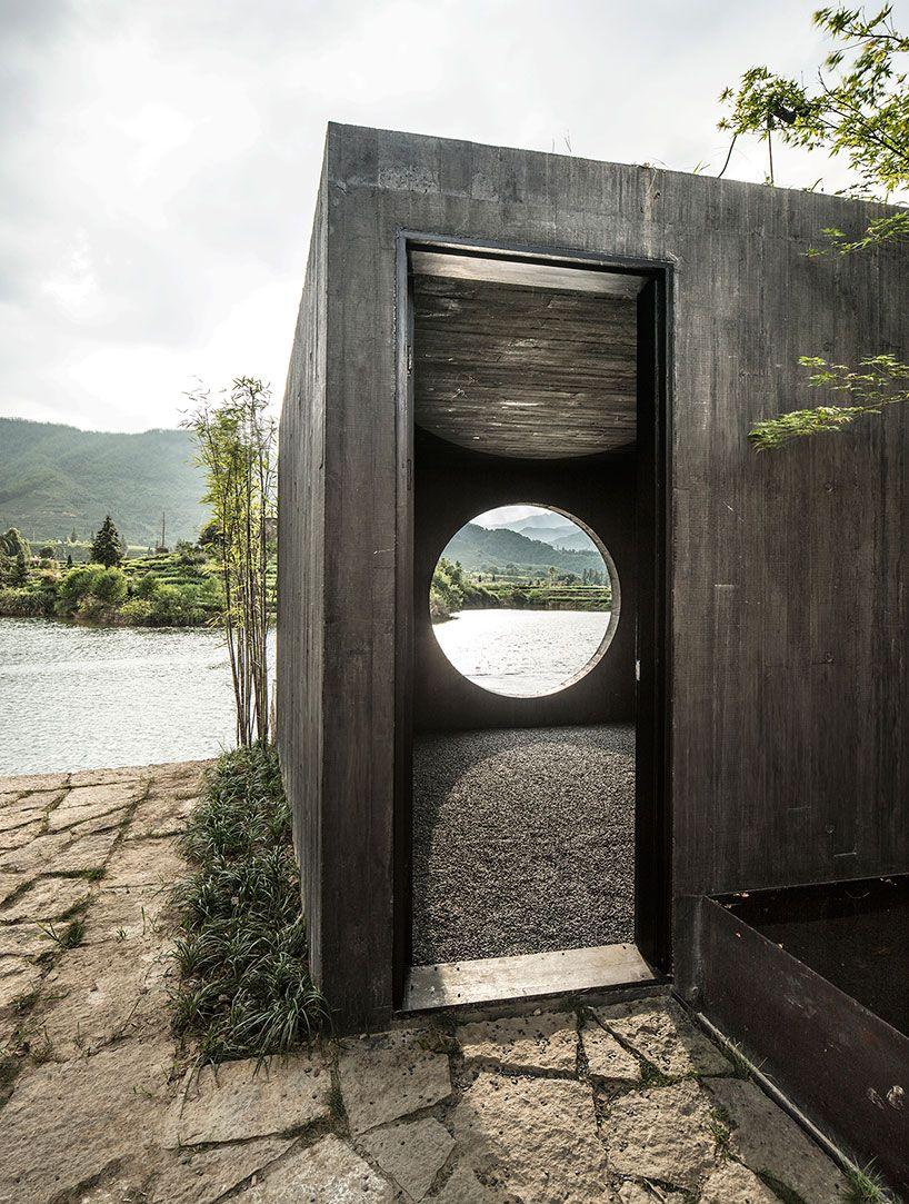 DnA architecture and design casts concrete damushan