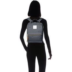 Photo of Anello Anello Kuchigane Small Backpack Cgy