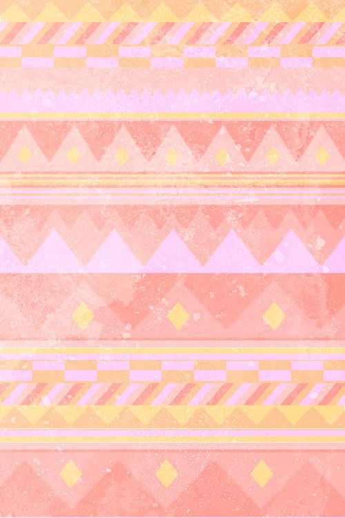 Super Pink Aztec Pattern Aztec Background Tumblr Tribal Pinterest Short Hairstyles Gunalazisus