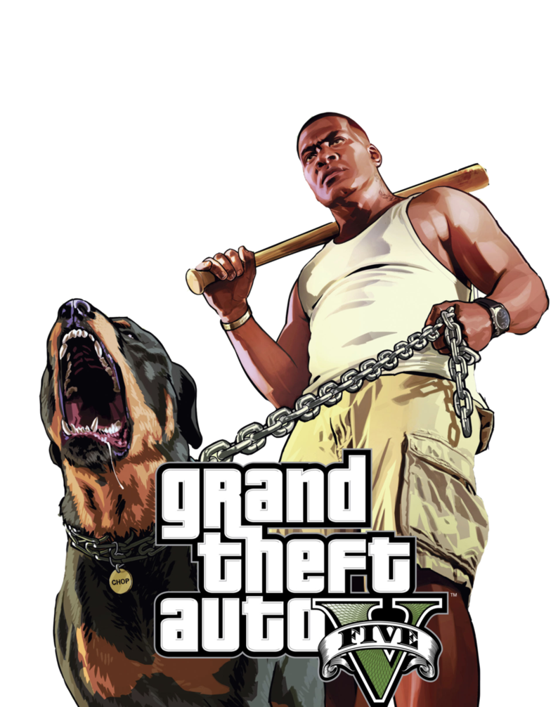 Franklin & Chop (Grand Theft Auto 5)   Grand Theft Auto