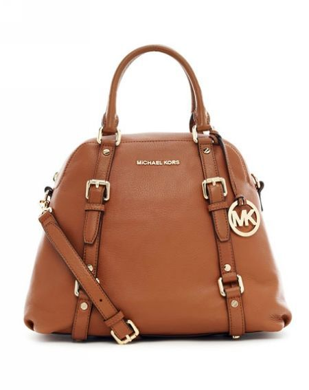 23b4082e9df60b Product Description/h2!--bof Product description -- Description MICHAEL  Michael Kors Bedford Large Bowling Satchel Luggage Leather This is a ...