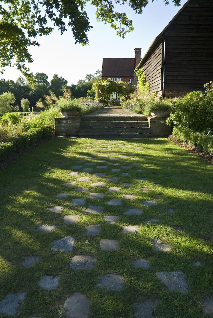 Stone & grass surface / on TTL Design