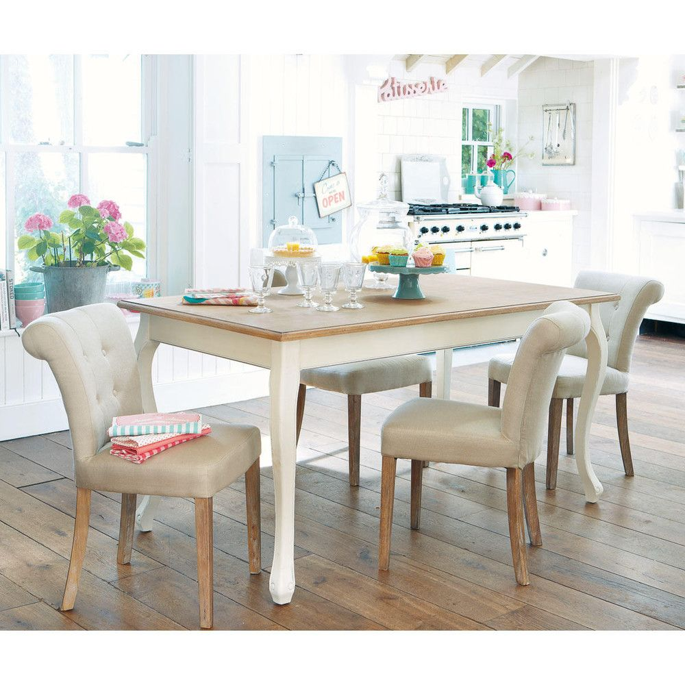 Dining Table In Cream L160 Cheltenham In 2019 Dining