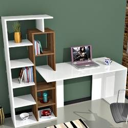 kayla desk lavorare il legno study table designs desk rh pinterest com