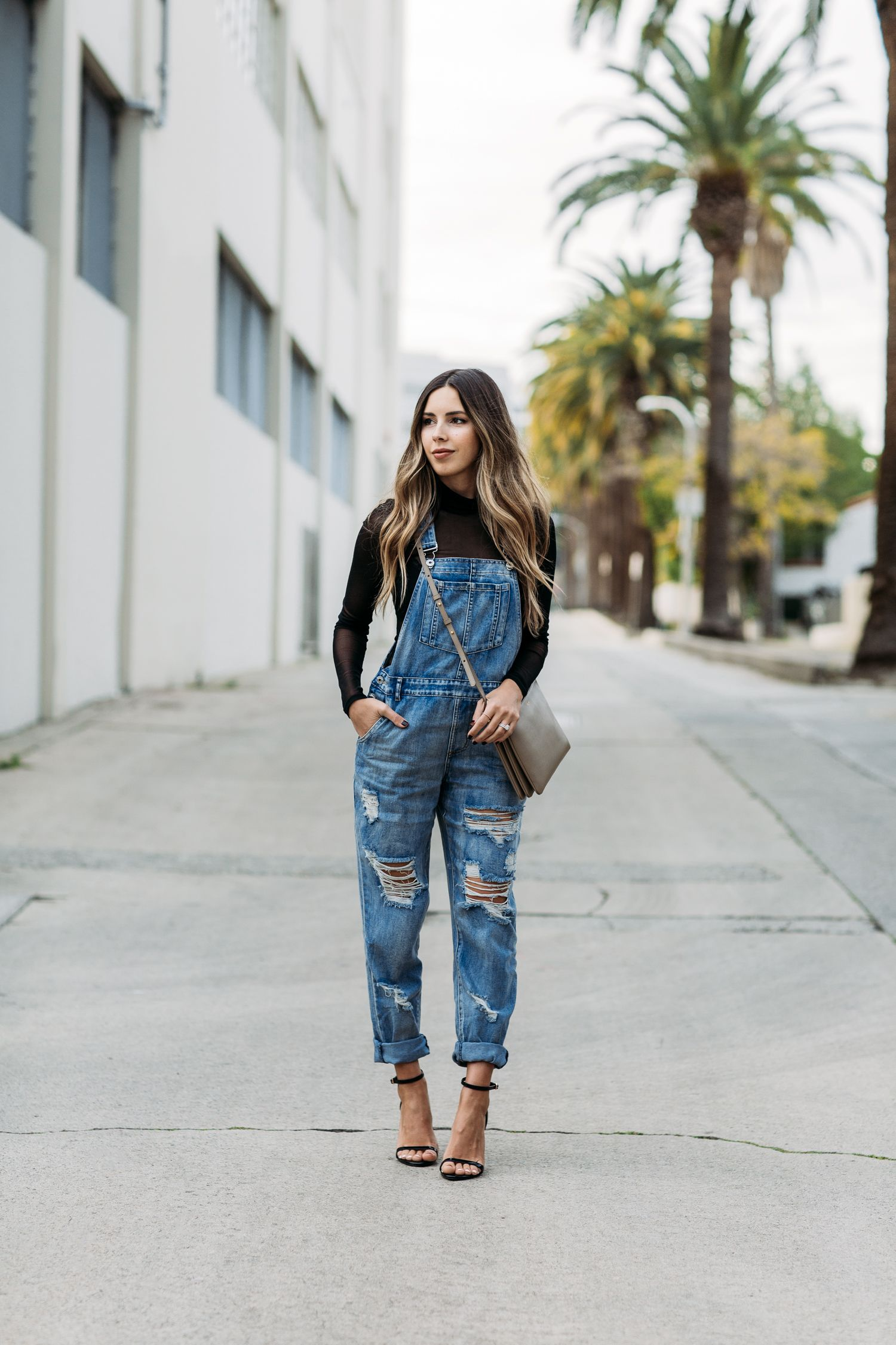 Fashion week How to womens wear overalls for woman