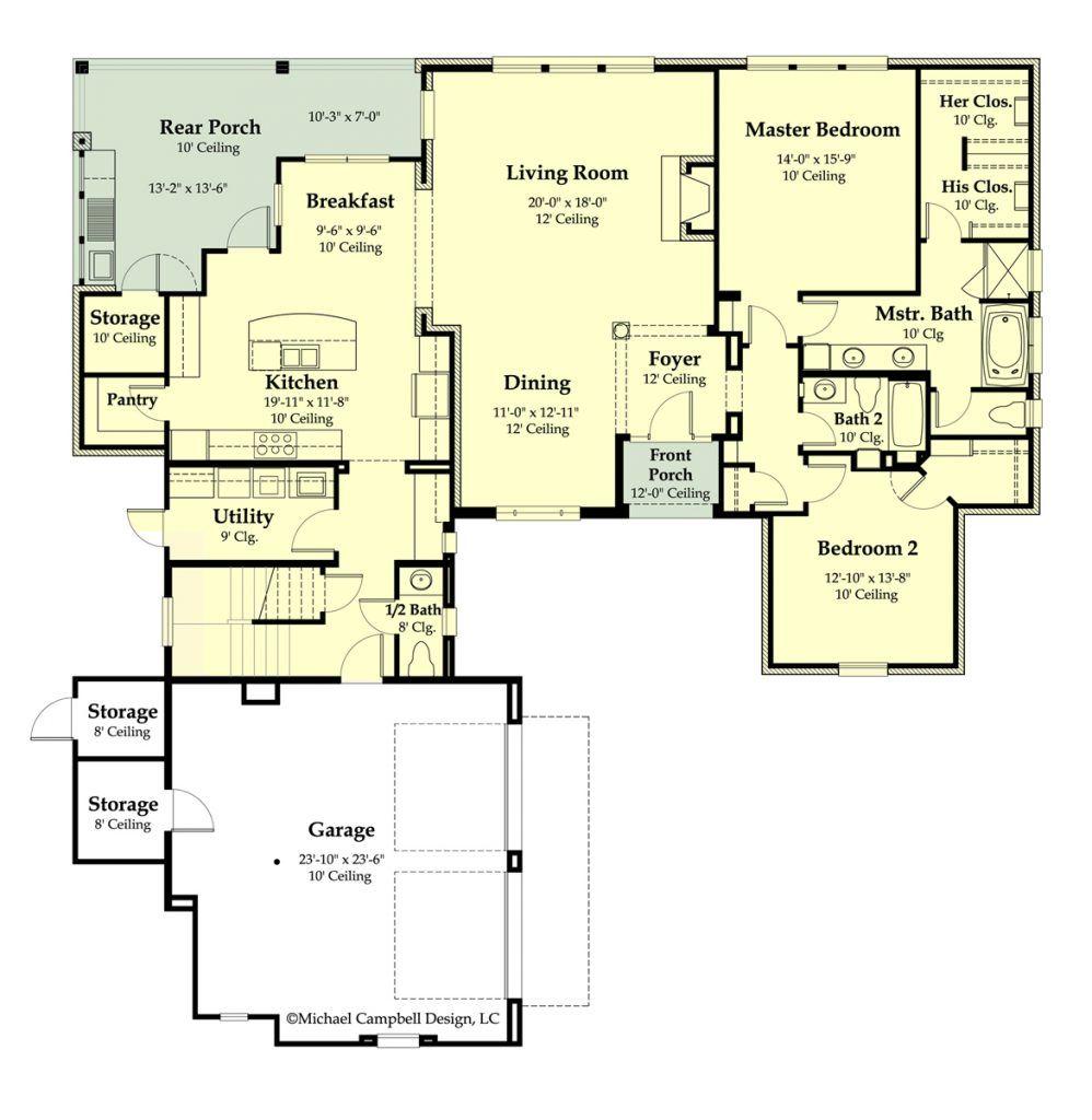 Plan 2913 70 – Michael Campbell Design