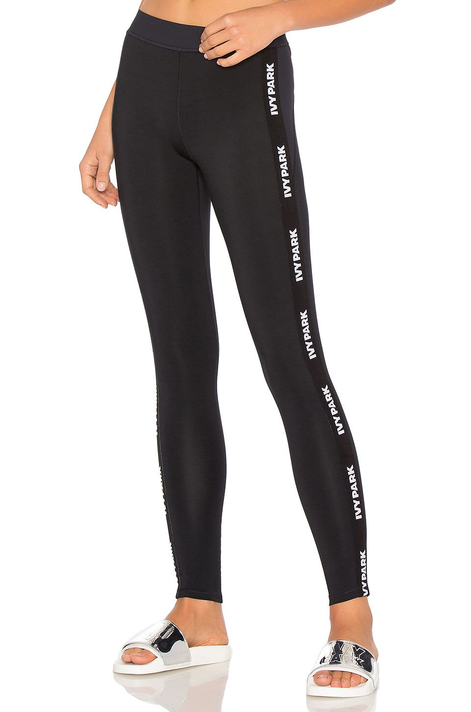8df24f7f9b9cb IVY PARK LOGO TAPE LEGGING. #ivypark #cloth # | Ivy Park | Top ...
