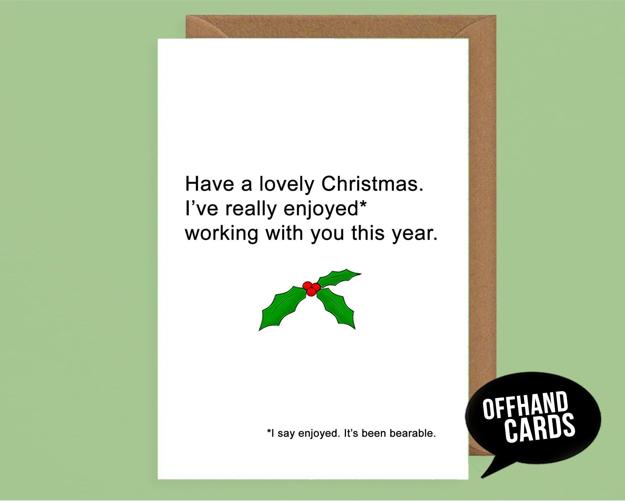 Work Christmas Card, Office Christmas, Colleagues, Funny