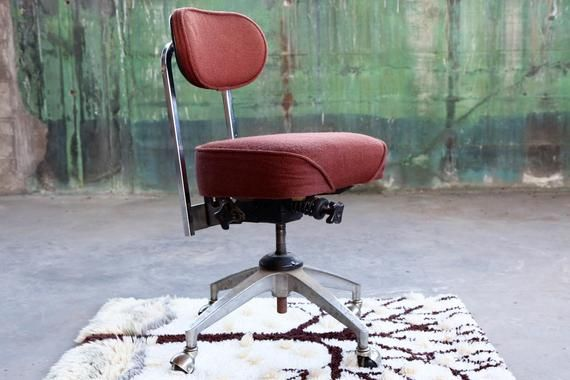 Prime Beautiful Mint Condition Chrome Vintage Industrial Mid Uwap Interior Chair Design Uwaporg