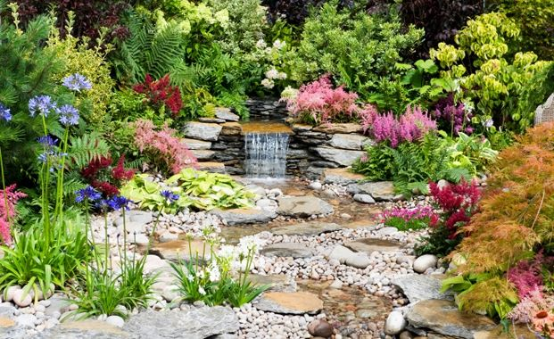 Gardening Design Ideas garden design ideas screenshot 474493 Rockery Garden Design Ideas