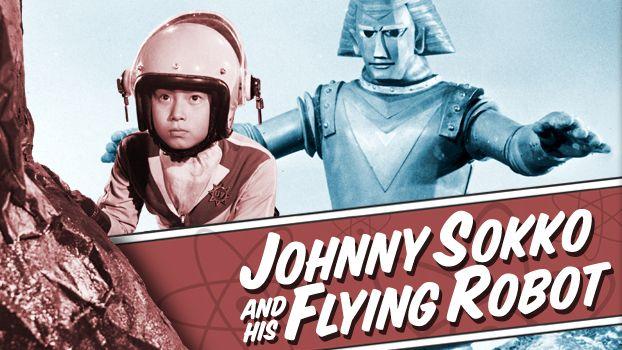 Resultado de imagen para johnny saco flying robot