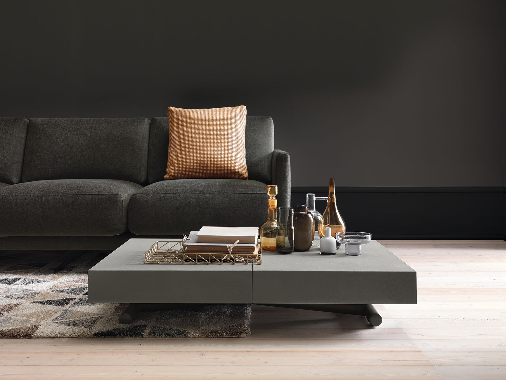Ulisse Table 10 Pax Djcolifestyle Convertible Coffee Table