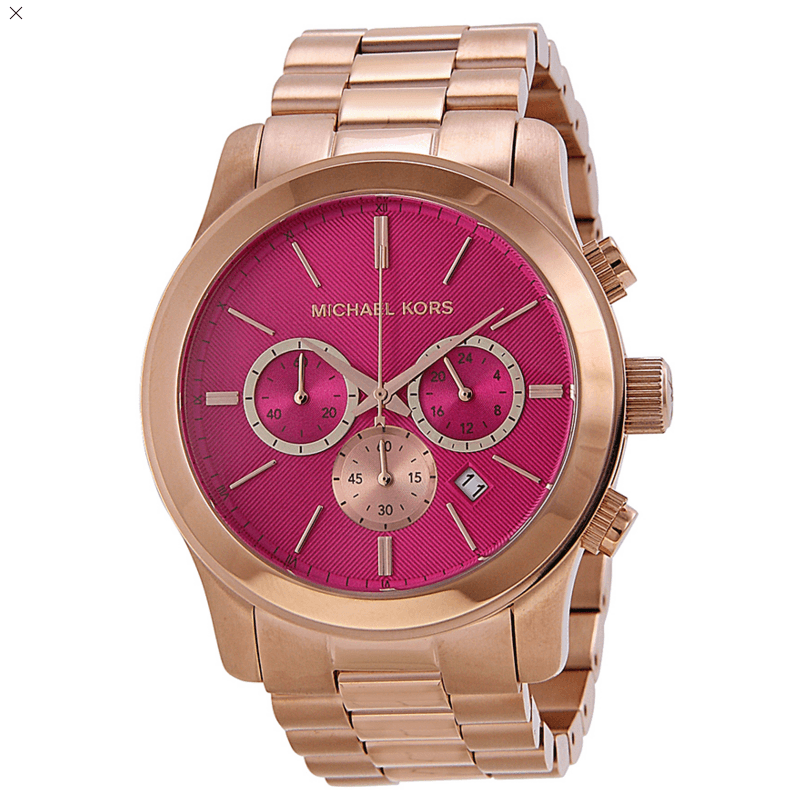 5b17321303a Chegou em nossa loja novos Relógios Michael Kors! Confira agora em nossa  loja todos os modelos e cores! Aproveite e pague no cartão em até 12x ou à  vista ...