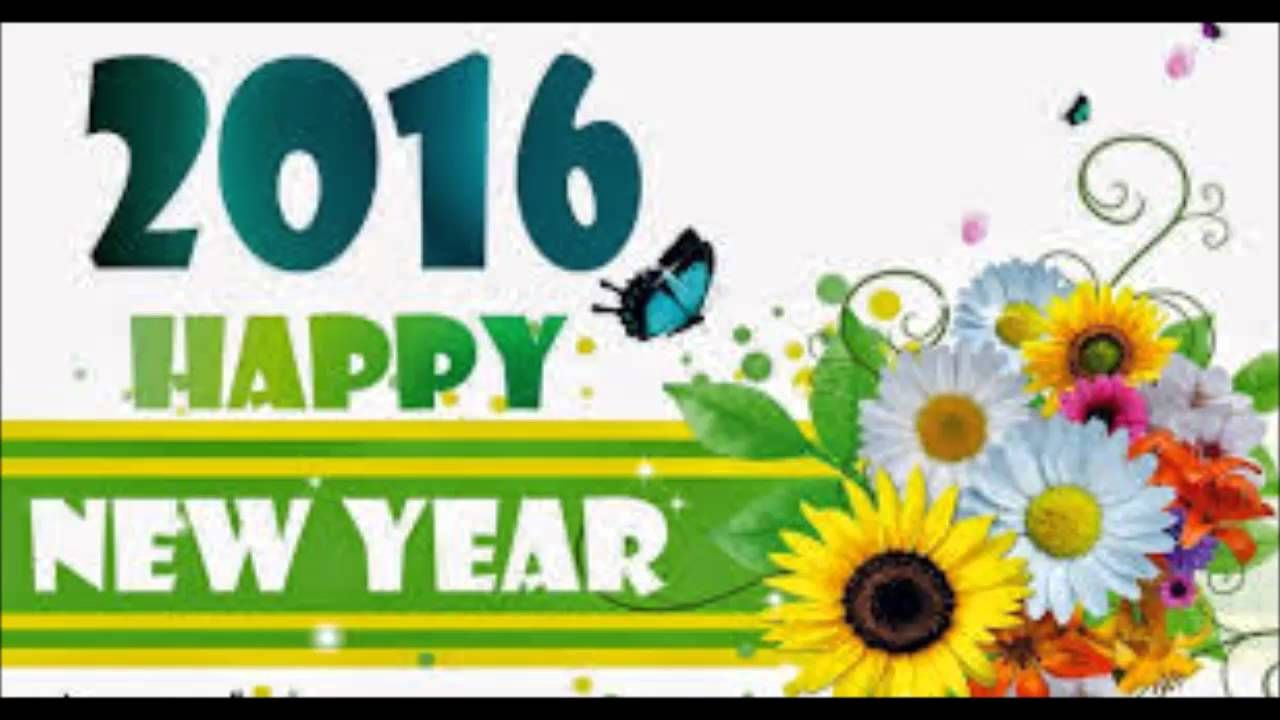 Whatsapp Video Messages For Happy New Year 2016 Full Hd 1028 For All