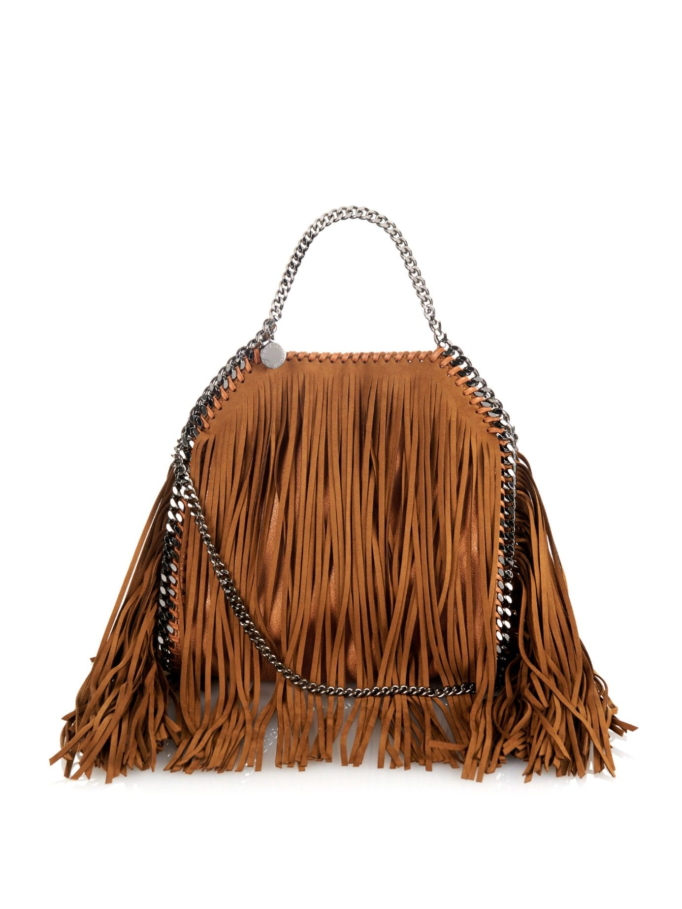 Falabella Fringed Cross Body Bag Stella Mccartney Matchesfashion Com Uk