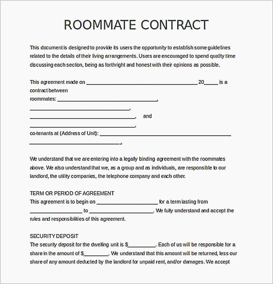 Short Consulting Agreement Template Fresh Beautiful Consulting Agreement Short Form Template Roommate Agreement Template Roommate Agreement Roommate Contract