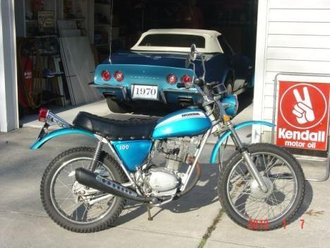 Minitrailparts Com Sl70 Mini Bike Enduro Motorcycle Old Bikes