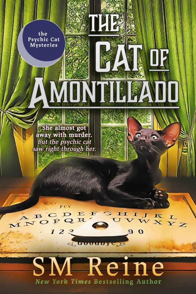 Антистрессовая новогодняя котоподборка Cat art