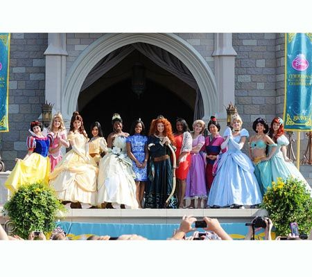 Merida Is Officially Crowned Making Her The 11th Disney Princess | Merida is my 2nd favorite princess!!