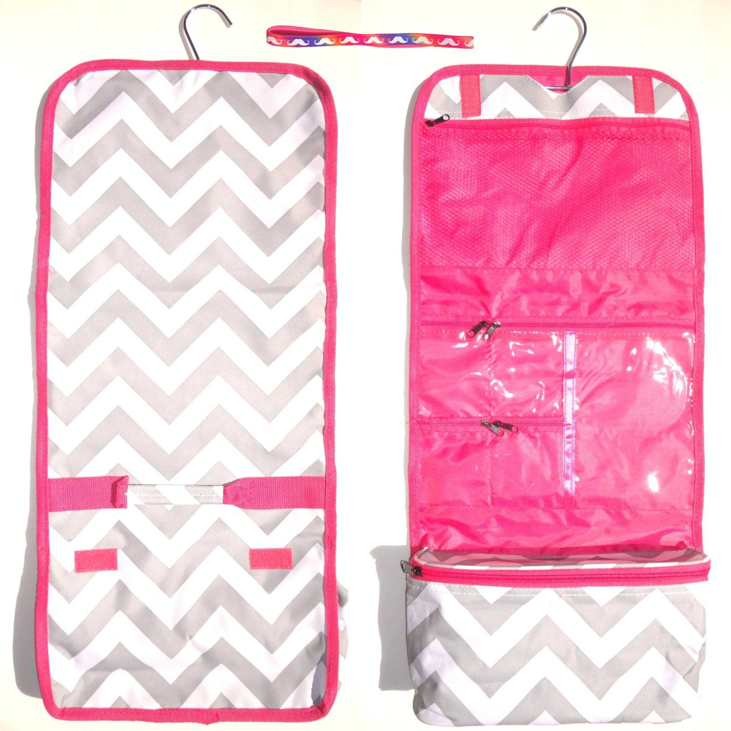 Love this funky color and print this cosmeticbag keeps your things explore easter gift travel bags and more negle