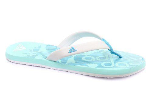 fca96403ec6fed Adidas Chilwa 2 White Womens Flip Flops
