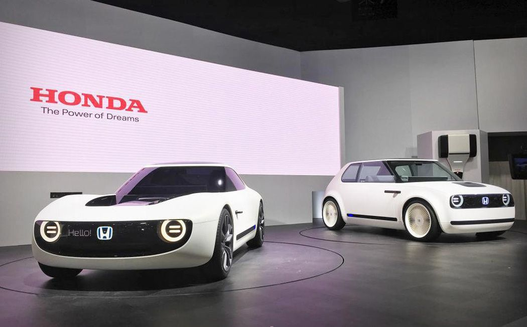 Old Values With A New Look Yanko Design With Images Honda