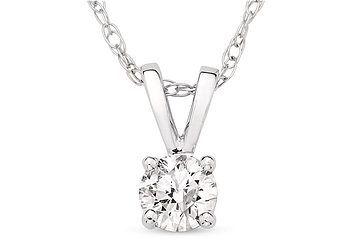 1 carat diamond solitaire 14k white gold pendant wchain 5295 1 carat diamond solitaire 14k white gold pendant wchain 5295 aloadofball Gallery