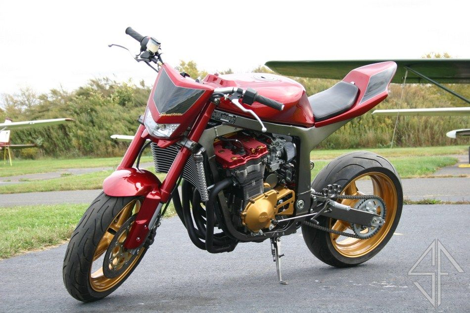 custom+bikes | Streetfighter Finder | Suzuki Custom ...