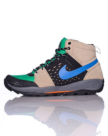 best sneakers 634bd f8e5e nike air baltoro acg boots chlorine blue orange peel lt lava