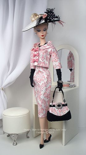 Outfit 169 3 2s Barbie Style Barbie Robe Barbie