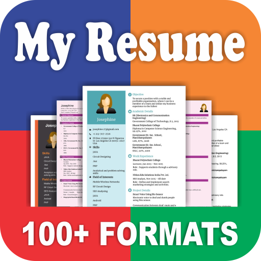 Download Resume Builder App Free CV Maker & PDF Templates