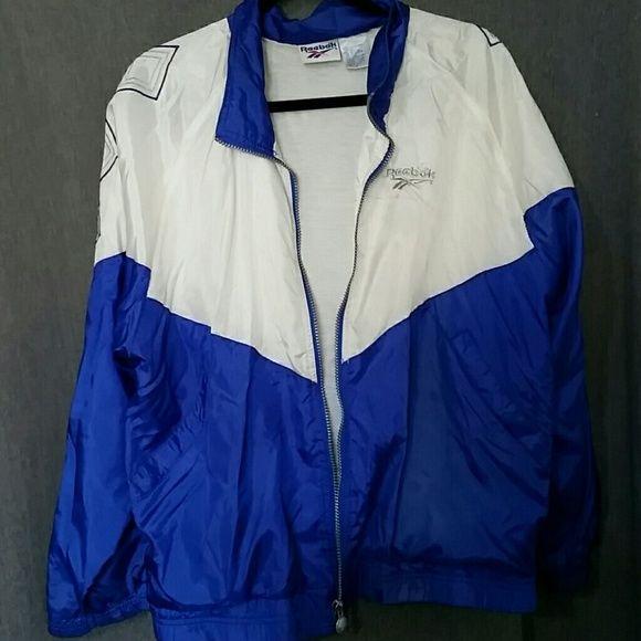 Vintage reebok rain jacket VINTAGE 80's rain jacket great condition! Jackets & Coats