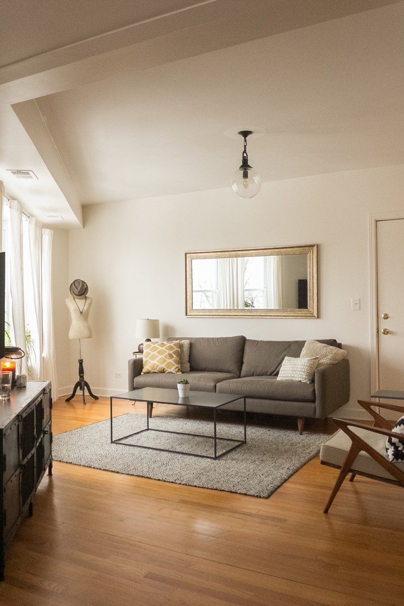 30 Minimalist Living Room Ideas Inspiration To Make The Most Of Your Space: Home, Living, Cheap Home Decor, Home