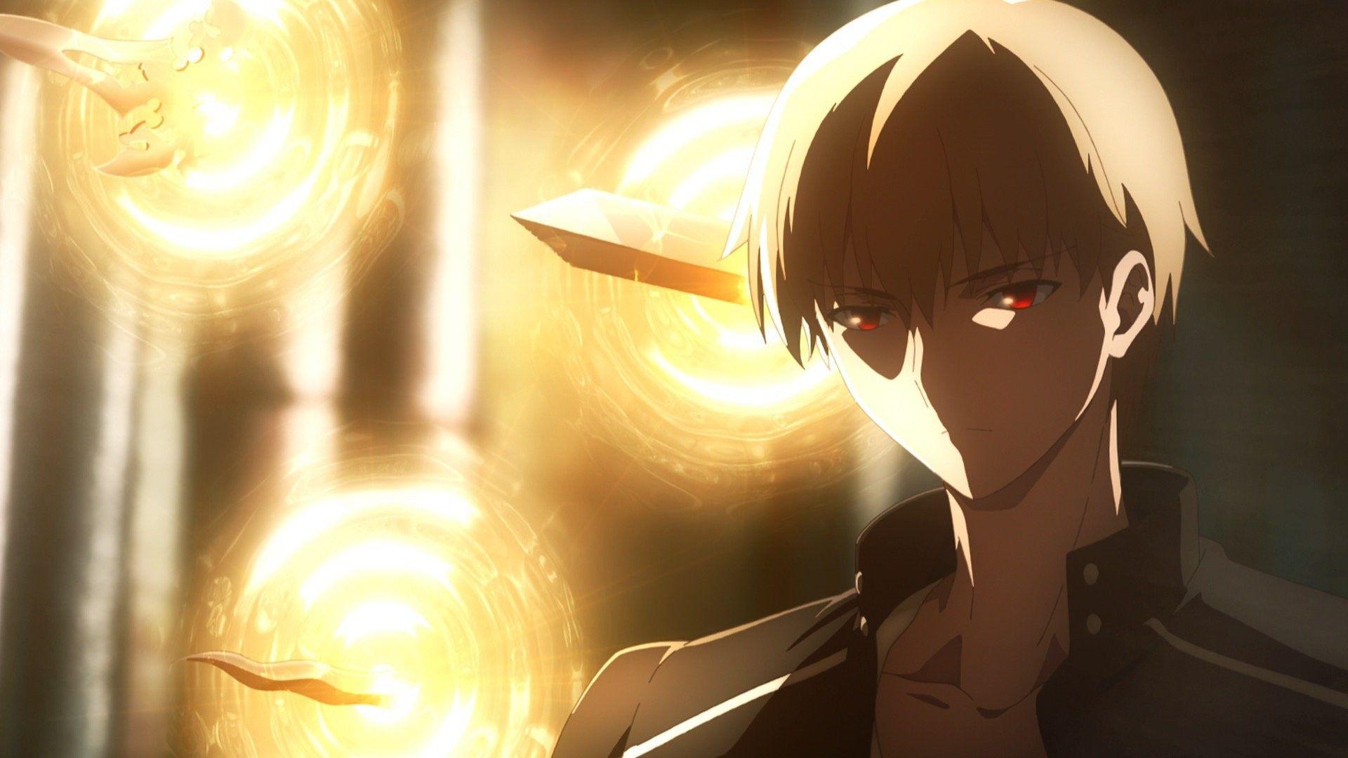 gilgamesh Fate anime series, Anime, Gilgamesh fate
