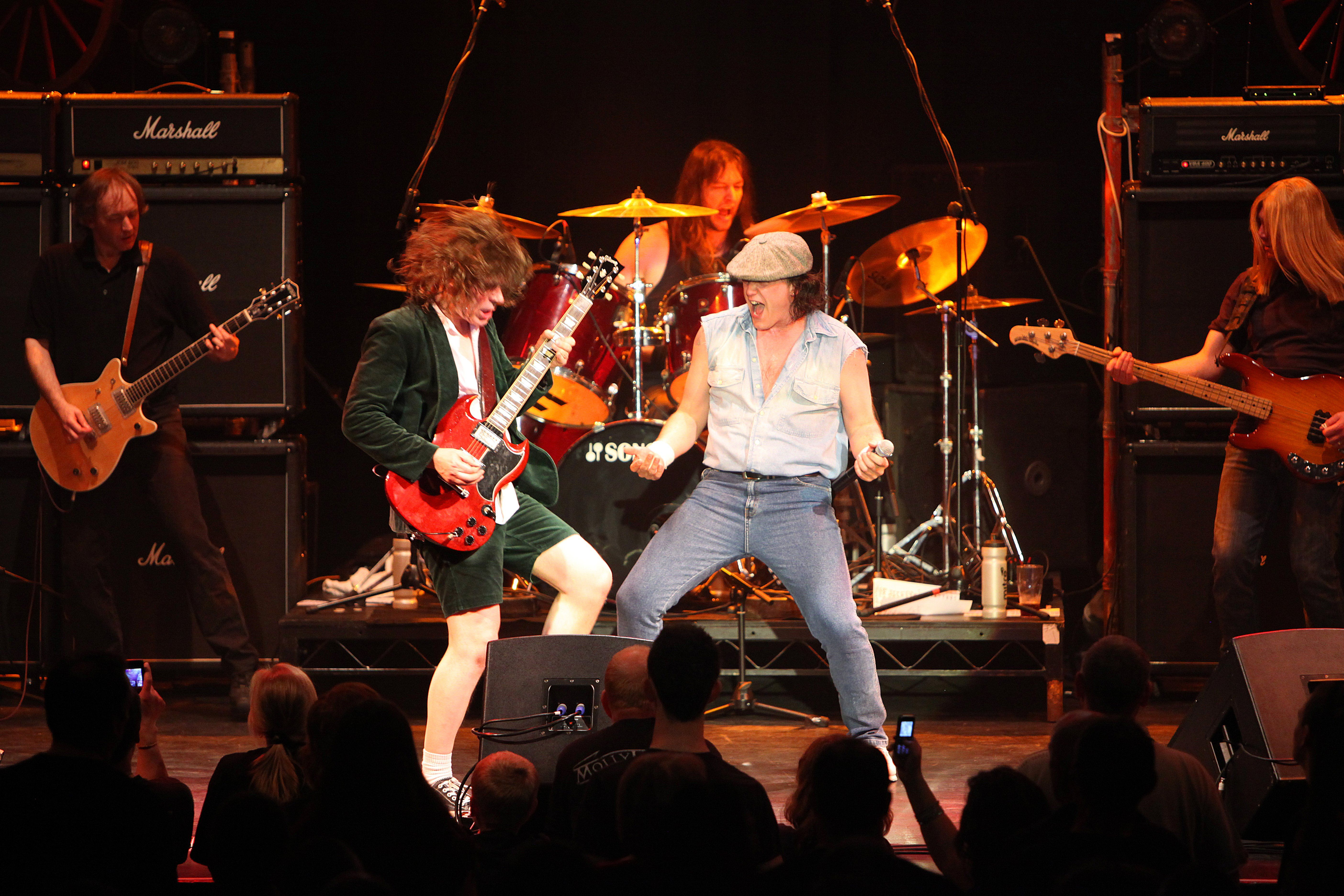 Acdc If You Want Blood Tour