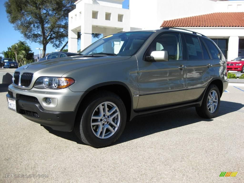 2005 Bmw Colors 2005 Bmw X5 3 0i Olivin Green Metallic Color