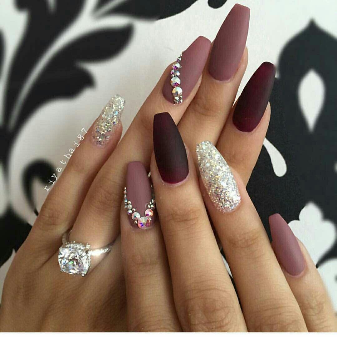 Pin by Melody Marshall on Nail Art | Pinterest | Nail nail, Manicure ...