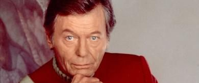 Author Kristine M. Smith Remembers DeForest Kelley