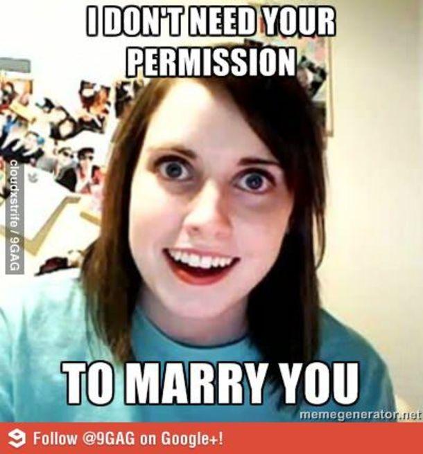 a40bdf81d81e728534c994dbc3cb4a71 30 overly attached girlfriend memes overly attached girlfriend