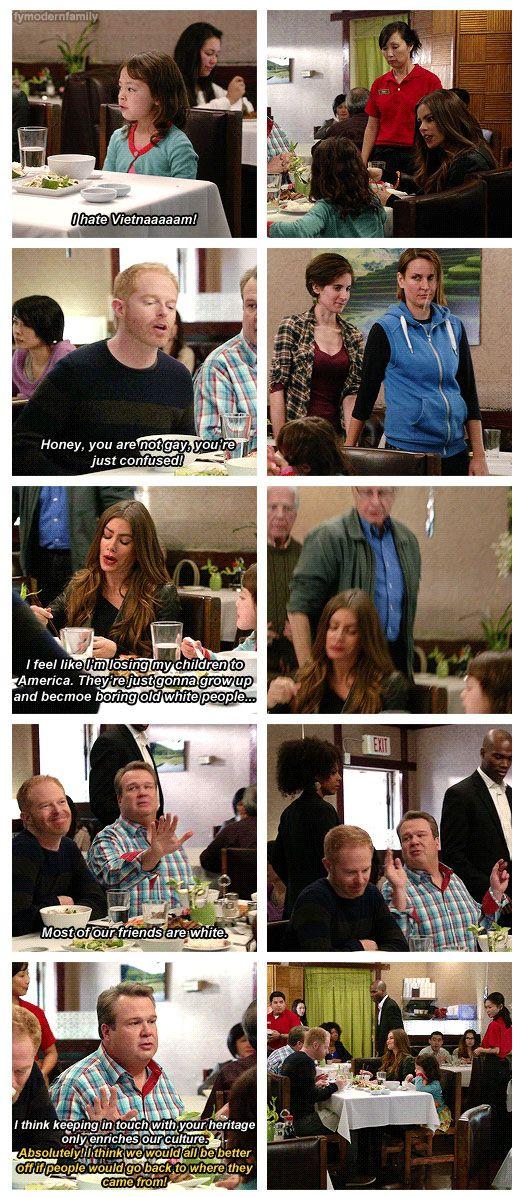 Best Modern Family Scene Ever Modern Family Funny Modern Family Quotes Family Funny