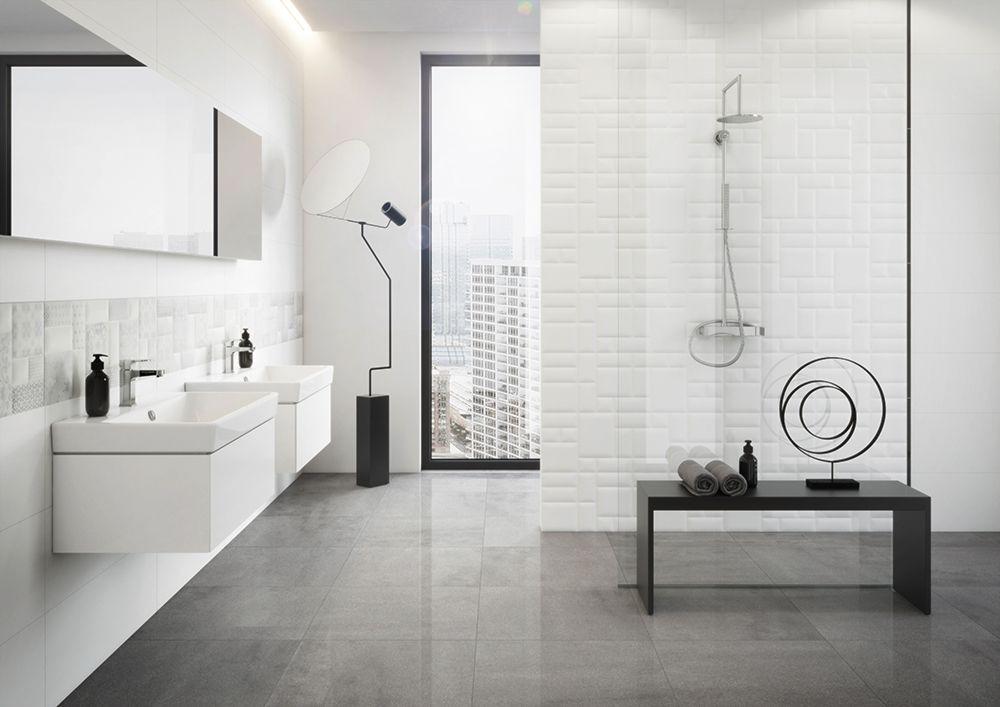 Badezimmer mit dem gewissen Extra - fliesen für badezimmer