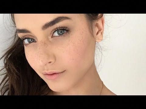 easy natural everyday makeup  jessica clements this is a