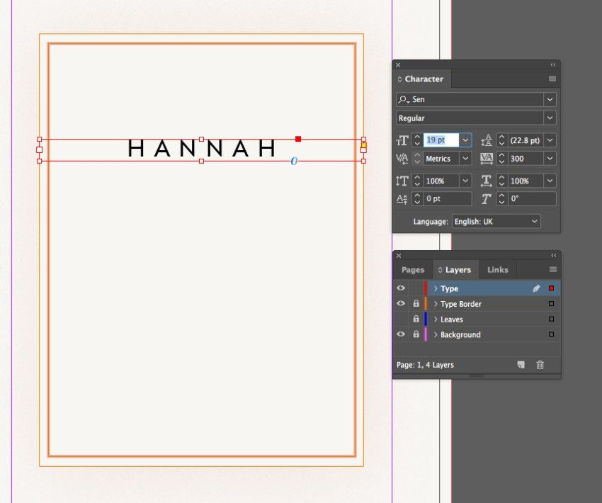 Stunning Portfolio Template For Indesign: How To Create A Wedding Invitation In InDesign (Free