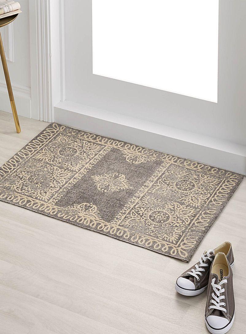 Salle De Bain Exterieur ~ le tapis persan imprim 60×90 cm simons maison tapis neutres de