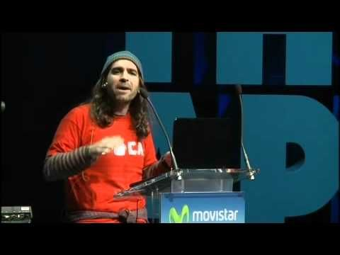 The App Fest - Hacking, ciberguerra y otras palabrotas - Chema Alonso